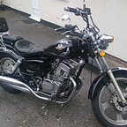 2006 AJS regal rapter 125