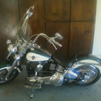 1995 Harley Davidson Fat Boy