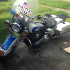 2005 Harley Davidson FLHP Road King
