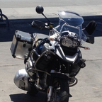2012 BMW R1200GS Adventure