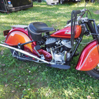 1948 Indian Rainbow Chief