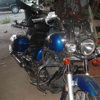 2004 Victory touring cruiser deluxe