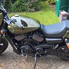 2017 Harley Davidson Street Rod