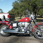 2004 Harley Davidson Dina Wide Glide Screaming Eagle