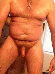 Showing myself as a bbm, big can look sexy and hot to,lady's what do you think