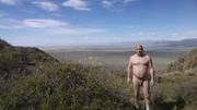 Hiking at favorite campsite in colorado