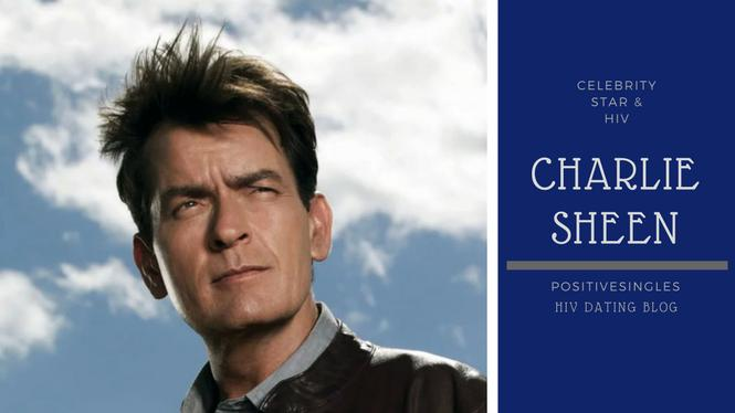 Charlie Sheen - Celebrity and HIV positive single