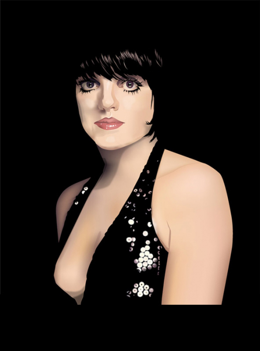 Liza Minnelli, singer, actress and herpes dating life