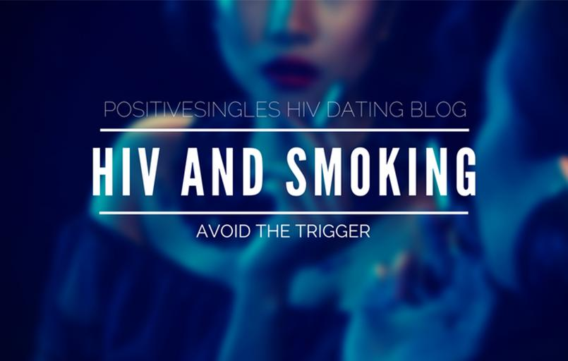 smoking and hiv have severe damage to pos singles