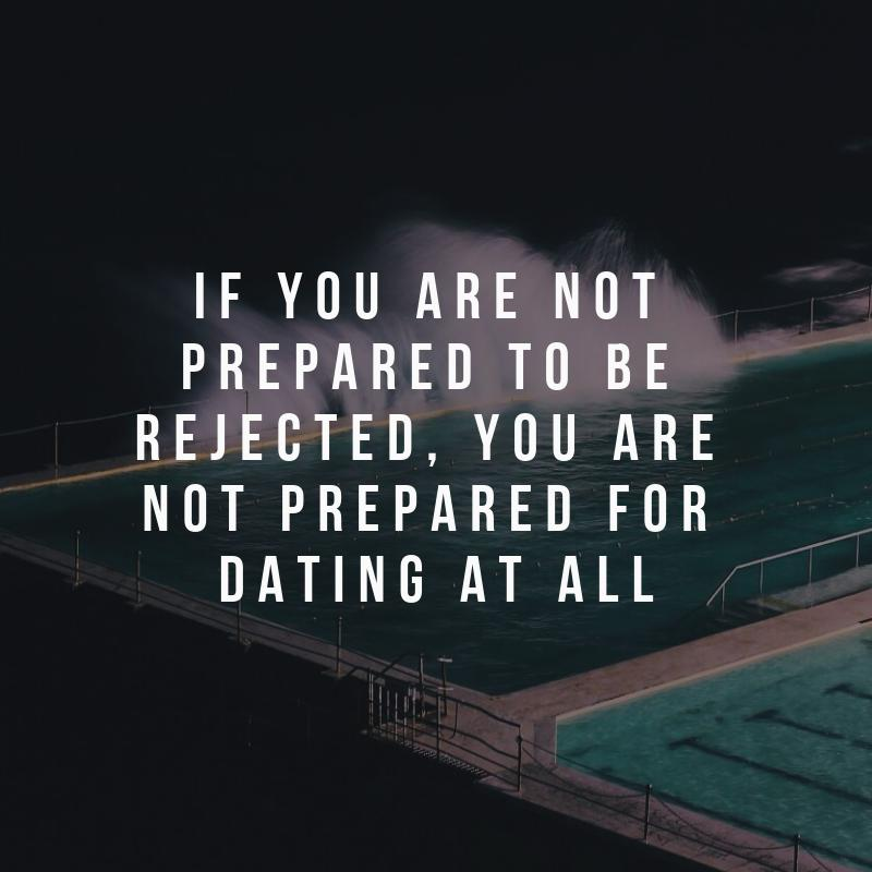 Rejection is everywhere, not only when dating with STD