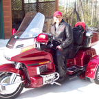 1997 Honda GOLDWING 1500