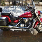 2009 Yamaha V Star Tourer