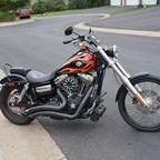 2010 Harley Davidson Dyna Wide Glide