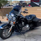 2014 Harley Davidson FLH Road King