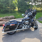 2011 Harley Davidson Ultra Classic Unlimited