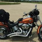 2002 Harley Davidson Softtail Duece